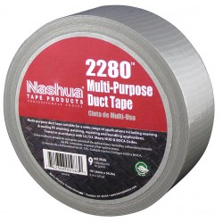 Nashua Tape - 2280 - 1-7/8 x 60 yd. Duct Tape, Silver