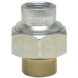 Watts Water Technologies - 1/2 LF3003 - 1/2 Lead Free Brass, Steel Dielectric Union with FIP x FIP Fitting Connection Type