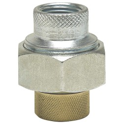 Watts Water Technologies - 1 1/2 LF3003 - 1-1/2 Lead Free Brass, Malleable Iron Dielectric Union with FIP x FIP Fitting Connection Type