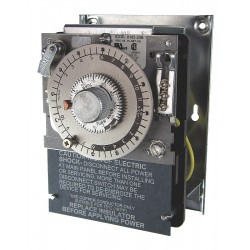 Invensys Controls - 8145-20B - Defrost Timer Control, 208/240VAC Voltage, Defrost Time (Minutes): 4 to 110