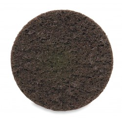 Saint Gobain - 66254498593 - 2 Non-Woven Quick Change Disc, TP Snap-On/Off Type 1, 80, Medium, Aluminum Oxide, 50 PK