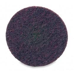 Saint Gobain - 66254498520 - 2 Non-Woven Quick Change Disc, TP Snap-On/Off Type 1, 150, Fine, Aluminum Oxide, 50 PK