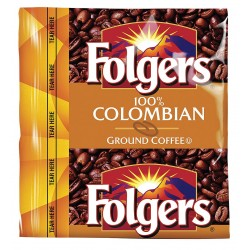 Folgers - 2550006451 - Coffee, 1.75 oz., Package Quantity 42