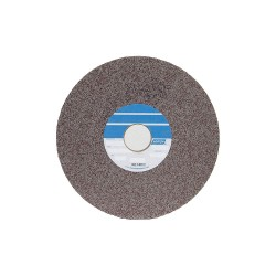 Saint Gobain - 66261004208 - 6 Convolute Wheel, 1 Width, Aluminum Oxide, 1 Arbor Hole, Medium, Hard (8), 4000, PK3