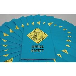Marcom Group - B0000200EM - Training DVD, Office Safety, English, PK15