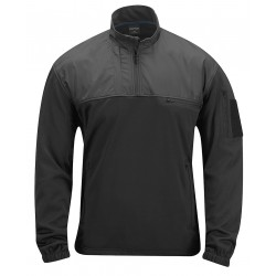 Propper - F54300W001M - Fleece Pullover, M Fits Chest Size 38 to 40, Black Color