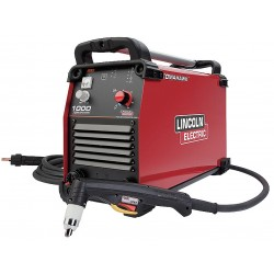 Lincoln Electric - K2808-1 - Lincoln TOMAHAWK 1000 Plasma Cutter With LC65 Hand Torch With Work Clamp And 25' Leads, ( Each )