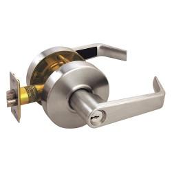 Arrow Fastener - RL11SR 26D CS - Lever Lockset, Mechanical, Entrance, Grd. 2