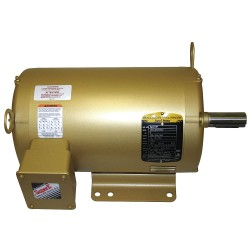 Baldor Electric - CEM3158T - CEM3158T Baldor 3 HP, 3450 RPM, 3 PH, 60 HZ, 145TC