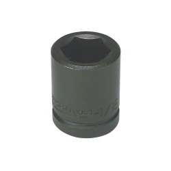 Wright Tool - 6890 - Wright Tool 3/4' X 2 1/16' Black Alloy Steel 6 Point Standard Impact Socket, ( Each )