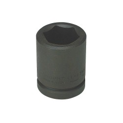Wright Tool - 68-23MM - Impact Socket, 3/4 In Dr, 23mm, 6 pt
