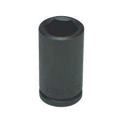 "Wright Tool - 69-32MM - 32mm 3/4"" Drive 6 Pointdeep Metric Imp. Socket"
