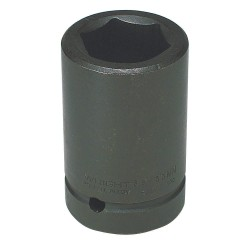 "Wright Tool - 89-100MM - 1"" Dr. 6 Pt. Deep Metricimpact Socket"