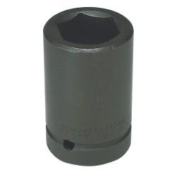 "Wright Tool - 89-115MM - 1"" Dr. 6 Pt. Deep Metricimpact Socket"