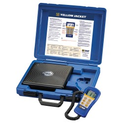 Yellow Jacket / Ritchie Engineering - 68812 - Refrigerant Scale, Electronic, 220 lb