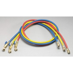 Yellow Jacket / Ritchie Engineering - 29983 - Manifold Hose Set, 36 In, Red, Yellow, Blue