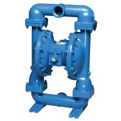 Sandpiper / Warren Rupp - S20B1I1EANS000 - Cast-Iron Santoprene Single Double Diaphragm Pump, 150 gpm, 125 psi