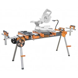 Affinity Tool Works - PM-7000I - Portamate PM-7000I 110-Volt Contractor Workcenter With Light & Vise w/ 4 Outlet
