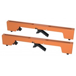 Affinity Tool Works - PM-7002 - Tool Mounts, 20 in L x 5 in W, 500, PK2