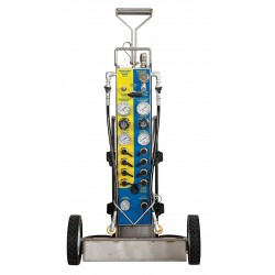 Air Systems - MP-TR1 - Air Systems International Air Cylinder Cart For Supplied Air Respirator, ( Each )