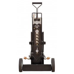 Air Systems - MP-4R - Air Systems International MULTI-PAK Air Cylinder Cart (Cylinders Sold Separately), ( Each )