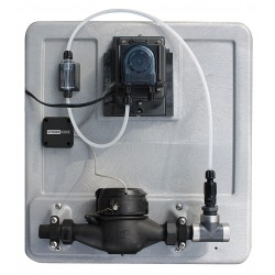 Stenner Pump - E20PHF81S725G1 - 7-1/2, 15 or 30-gal. Pump Mounted Panel System