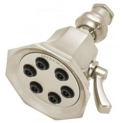 Speakman - S-2255-BN - Brass Wall Shower Head, 2.5 GPM