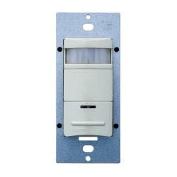 Leviton - ODS10-IQI - Leviton ODS10-IQI Passive Infrared Wall Switch Occupancy Sensor, Ivory