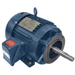 A.O. Smith - CPE24 - 3 HP Close-Coupled Pump Motor, 3-Phase, 3505 Nameplate RPM, 208-230/460 Voltage, 182JM