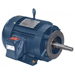 A.O. Smith - CPE28 - 5 HP Close-Coupled Pump Motor, 3-Phase, 3505 Nameplate RPM, 208-230/460 Voltage, 184JM