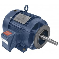 A.O. Smith - CPE22 - 3 HP Close-Coupled Pump Motor, 3-Phase, 1760 Nameplate RPM, 208-230/460 Voltage, 182JM