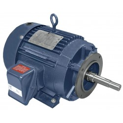 A.O. Smith - CPE26 - 5 HP Close-Coupled Pump Motor, 3-Phase, 1753 Nameplate RPM, 208-230/460 Voltage, 184JM