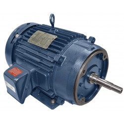 A.O. Smith - CPE35 - 10 HP Close-Coupled Pump Motor, 3-Phase, 1768 Nameplate RPM, 208-230/460 Voltage, 215JM