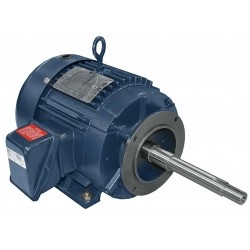 A.O. Smith - CPE25 - 3 HP Close-Coupled Pump Motor, 3-Phase, 3505 Nameplate RPM, 208-230/460 Voltage, 182JM
