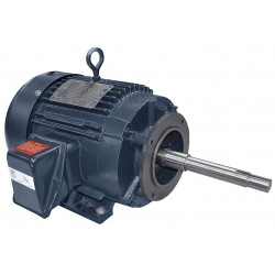 A.O. Smith - CPE29 - 5 HP Close-Coupled Pump Motor, 3-Phase, 3505 Nameplate RPM, 208-230/460 Voltage, 184JM