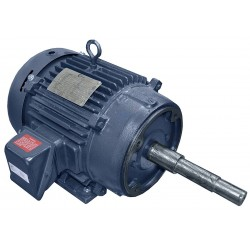A.O. Smith - CPE33 - 7-1/2 HP Close-Coupled Pump Motor, 3-Phase, 3510 Nameplate RPM, 208-230/460 Voltage, 213JM