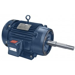 A.O. Smith - CPE38 - 10 HP Close-Coupled Pump Motor, 3-Phase, 3510 Nameplate RPM, 208-230/460 Voltage, 215JM