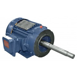 A.O. Smith - CPE19 - 2 HP Close-Coupled Pump Motor, 3-Phase, 1725 Nameplate RPM, 208-230/460 Voltage, 145JM