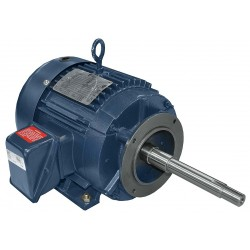 A.O. Smith - CPE23 - 3 HP Close-Coupled Pump Motor, 3-Phase, 1760 Nameplate RPM, 208-230/460 Voltage, 182JP