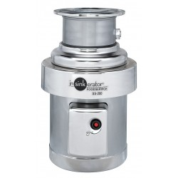 InSinkErator / Emerson - SS-500-30 - 5 HP Garbage Disposal, 208-230/460 Voltage