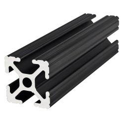 80/20 - 1010-BLACK-145 - Framing Extrusion, T-Slotted, 10 Series