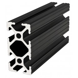 80/20 - 1020-BLACK-145 - Framing Extrusion, T-Slotted, 10 Series