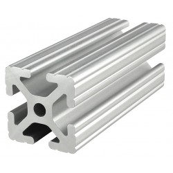 80/20 - 1515-72 - Extrusion, T-Slotted, 15S, 72 In L, 1.5 In W