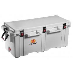 Pelican - 250QT - 250 qt. White Marine Chest Cooler