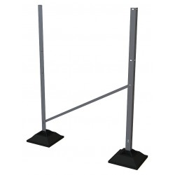 Tri Arc - URSL40 - Ladder Support Leg, Aluminum, 500 lb. Load Capacity