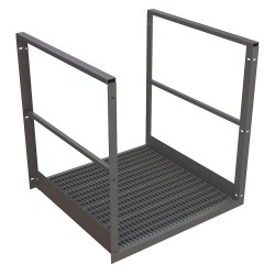 Tri Arc - URTSB36 - Bridge Span, Aluminum, 36 Bottom Width, For Use With Ladders