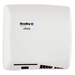 Bradley - 2902-287300 - Epoxy Steel, Fixed Nozzle Automatic Hand Dryer