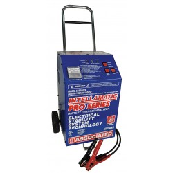 Associated Equipment - ESS6007B - Charger 12v 40amp/130amp Boost Intella