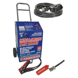 Associated Equipment - ESS6008MSK - Charger 12v60a Intellamatic W/15amp Memory