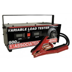Associated Equipment - 6039 - 600amp Carbon Pile Battery Load Tester-6/12